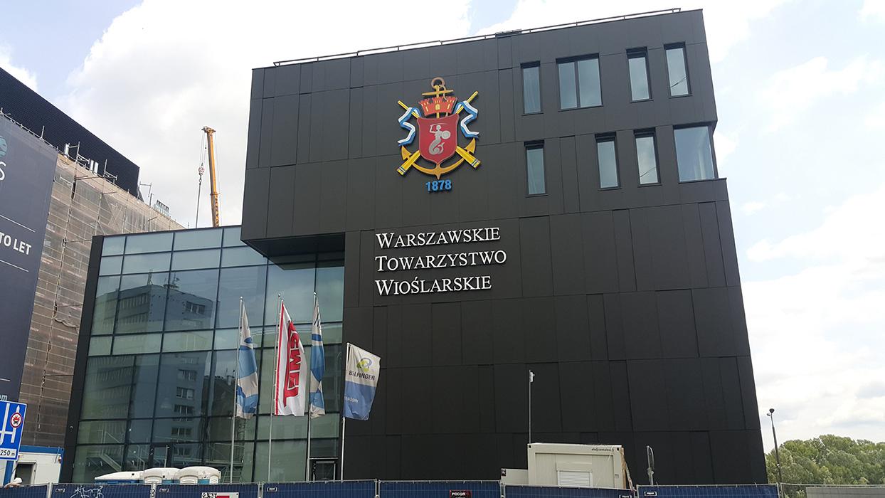 Budynek biurowy WTW – Warszawa