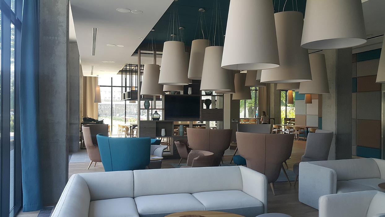 Hotel Hampton by Hilton – Warszawa ul. Postępu