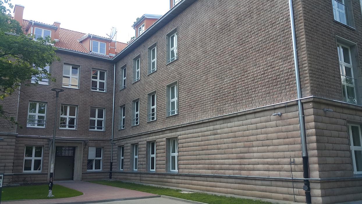 Budynek BOR – Warszawa, ul. Podchorożych