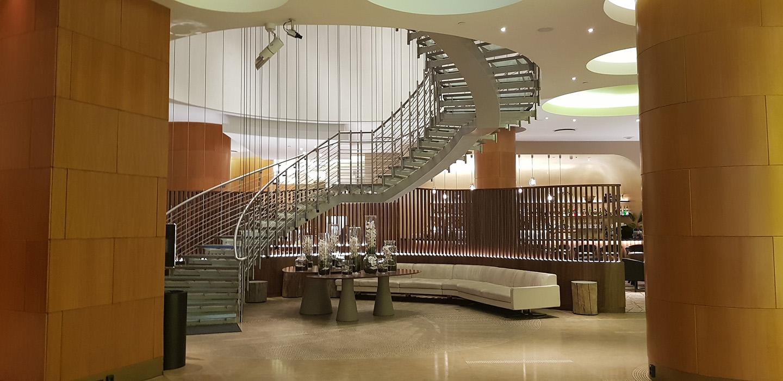 Hotel Sheraton – Sale konferencyjne i części wspólne