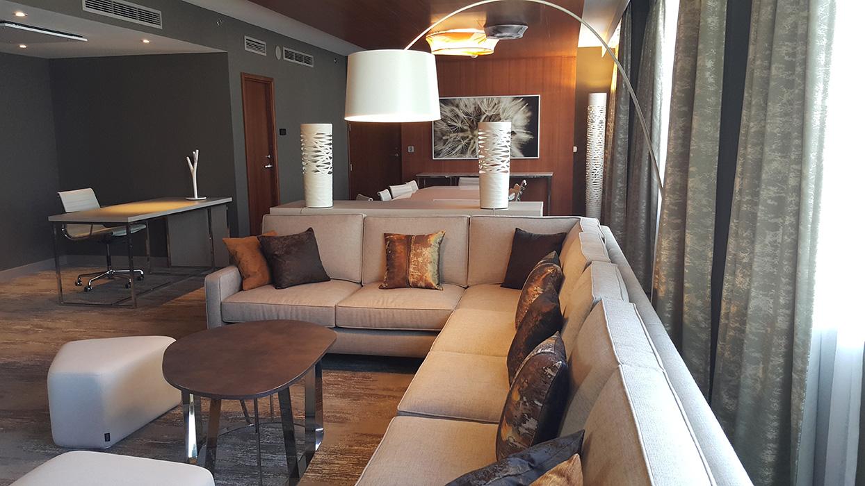Hotel Westin – pokoje i apartamenty