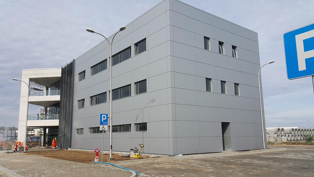 Budynek biurowy Anwil – Włocławek