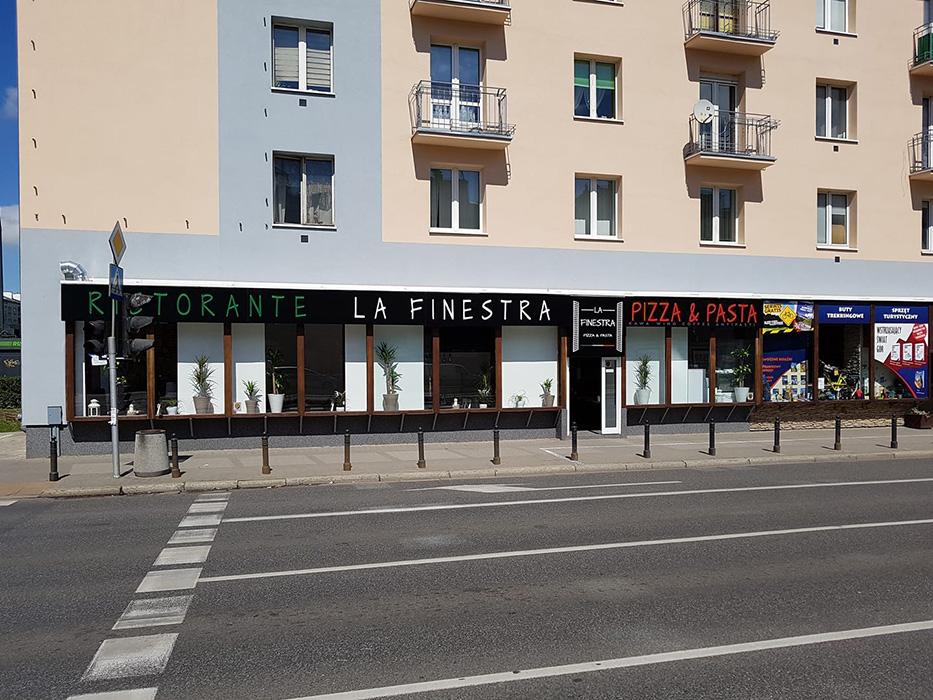 Restauracja La Finestra